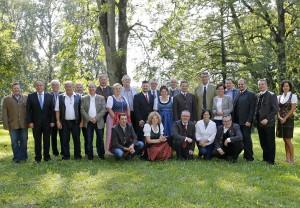 Gruppenfoto der LAK-Vollversammlung