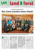 Bild: (Titelbild der Zeitung Land&Forst)